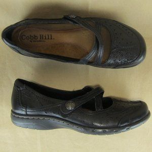 Cobb Hill US 7 M Women Mary Jane Casual Adjustable